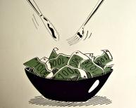 Money can't be eaten by TacaMaca