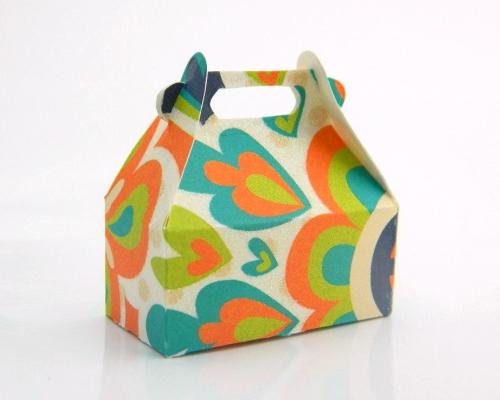 Jewelry Gift Wrap Box de sobresitos
