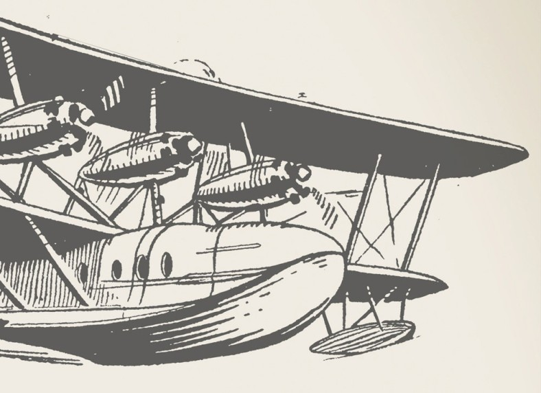 Old Airplanes de DigitalDraft