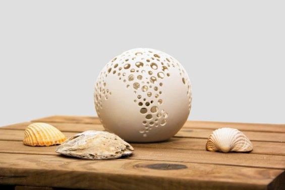 Porcelain Ball Fretwork