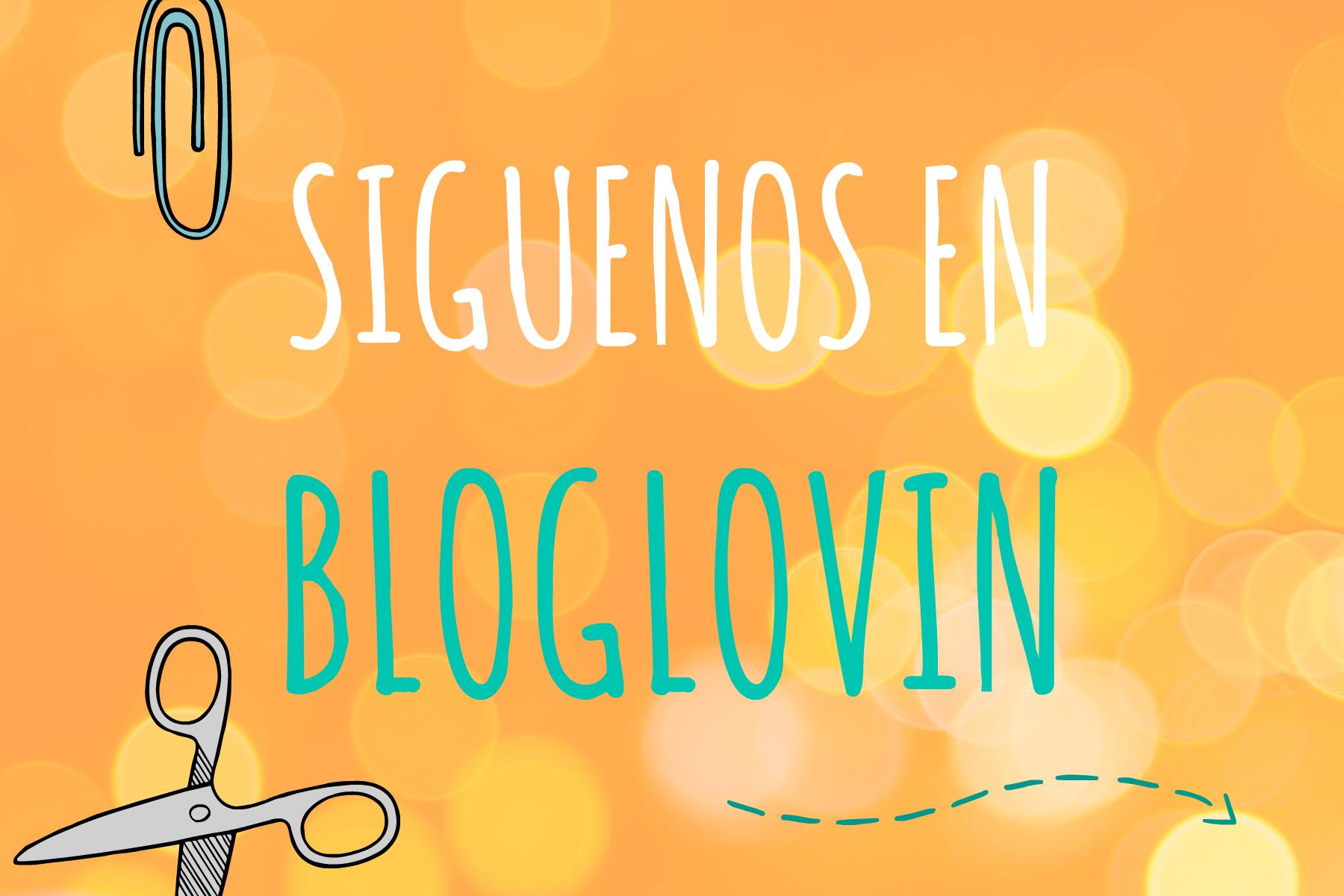 Seguinos en Bloglovin